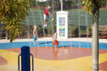 City Of Marco Island - Mackle Park - Water Spray Park - Toddlers In The Spray