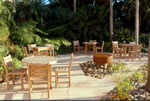 Naples Beach Hotel - Outdoor Patio