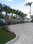 Naples Beach Hotel - Parking Area