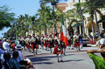 Parade oh Fifth Avenue Naples Florida